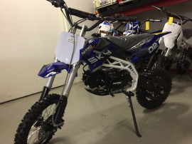 Motocicleta Nitro 125cc Sky Culoare:Albastra