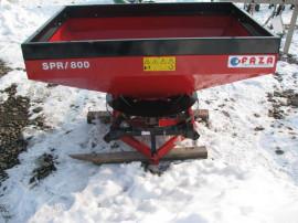 Masina de imprastiat ingrasaminte (azot) Faza, model SPR