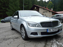 Mercedes-Benz C Mercedes C 200 CDI Blue Efficiency 2010 Euro
