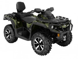 Can-Am Outlander MAX Limited 1000R INT 2019
