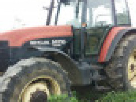 Tractor new holland m115