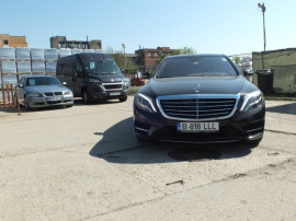 Mercedes-benz s350 4matic din 2014