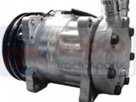 Compresor aer conditionat tractor JCB 436