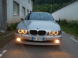 Bmw e39 530d 2002 facelift 193 de cai manual italia