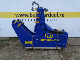Pulverizator Rent Demolation D-20, Nou