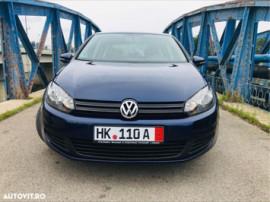 VW Golf VI 2009 1,4 122 cp TSI (benzina)