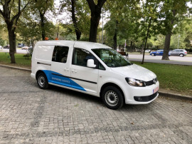 VW Caddy MAXI - 2014 - 1.6 TDI