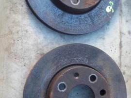 Discuri frana ventilate opel corsa c 1.0 1.2 benzina