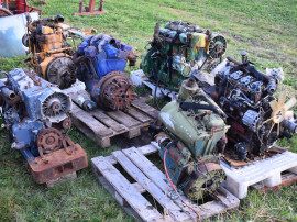 Motor Same Motor Fiat Motor Carraro