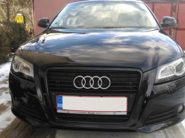 Audi A3 Facelift Bixenon adaptiv Led Full
