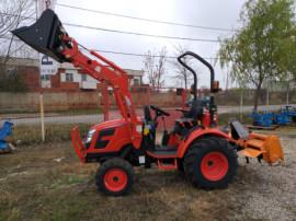 Tractor nou, 4x4 Kioti CK3310H + incarcator fata KL2510