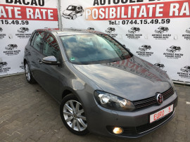 Volkswagen Golf VI-2010 Benzina 1,4-Full-Posibilitate RATE