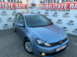 Volkswagen Golf 6 VW Golf 6-Benzina 1.4-Posibilitate RATE-