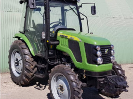 Tractor nou 75CP, 4x4 model Zoomlion RK754