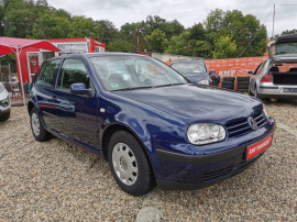 Vw Golf 4 Champ - 1,6i-105 cp - An 2003 - Euro 4