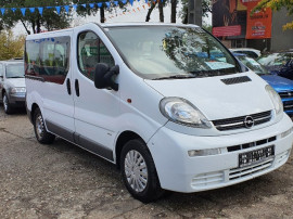 Opel Vivaro,1.9Diesel,9Locuri,AC,2003,Finantare Rate