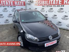 Volkswagen Vw Golf 6-AUTOMATA-2011-Benzina-RATE-