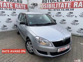 Skoda Fabia 2011-Benzina-EURO 5-Km 100000-RATE-