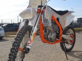 Motocross Dirtbike Bosuer 250cc Ultimate#Manual