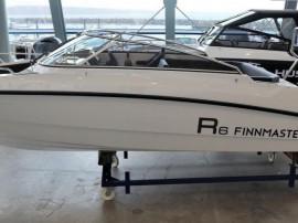 Barca Finnmaster R6 cu motor Yamaha F200 GETX si peridoc