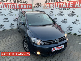 Volkswagen Vw Golf Plus 2010-AUTOMATA-Benzina-RATE-