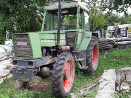Tractor fendt 611 ls