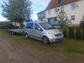Mercedes Vaneo 1,7 Diesel, AC, carlig remorcare