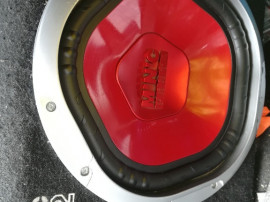 Sistem audio auto complet