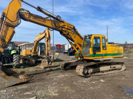 Hitachi Zaxis 250 LC dezmembrez excavator