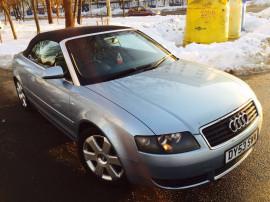 Audi a4 cabriolet 2.5tdi v6 automatik