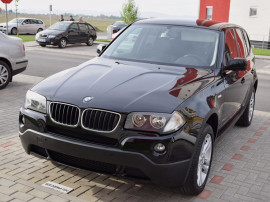 BMW X3 Km garantati 2.0 xdrive 177cp automat navi