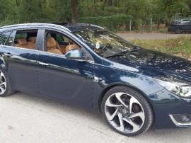 Opel insignia sport opc line full