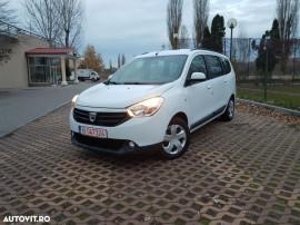 Dacia Lodgy 7 locuri 1,5 diesel Rar efectuat