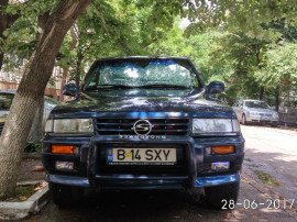 SsangYong Musso Suv auto