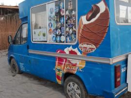 Ford Mașină de înghețată mobila Carpigiani ( duba)