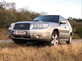 Subaru Forester 2.5 XT, 230 CP, AT, 4x4,Black Friday