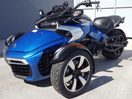 Can-Am Spyder F3-S SE6 Oxford Blue Metallic 2018
