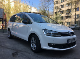 Vw sharan 2.0 tdi 177cp, cutie automata dsg, model match