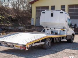 Carosari structuri pentru transport auto din aluminiu