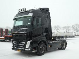 Volvo fh460 2013/09 e6 pto + hidraulic 650013 km