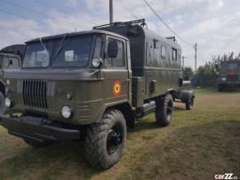 Gaz 66 Rusia impecabil