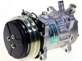 Compresor aer conditionat tractor Claas / Renault