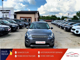 LAND ROVER DISCOVERY SPORT GARANTIE-POSIBILITATE LEASING