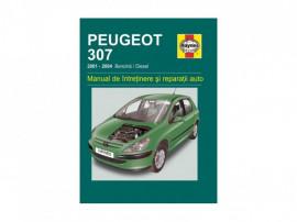 Manual Peugeot 307 ( 2001-2004 ), Produs nou cu garantie