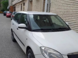 Skoda Fabia break-70000 km