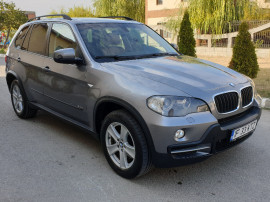 BMW X5 3.0d, Impecabil, Piele bej, Navi mare, Import 2019