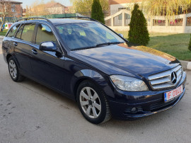 Mercedes C220, 6+1 trepte, Climatronic, Import Germania