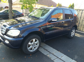 Mercedes Ml 270 2003 6+1 Trepte Manual.