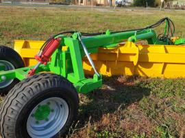 Greder Tractat dupa tractor 2.5m- 4m Hidraulic