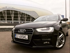 Audi A4, B8 Facelift, 2.0 TDI,Xenon,Navigatie,Full Service